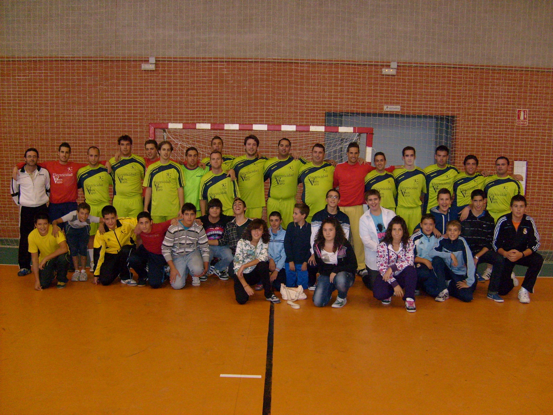 foto presentacion equipos 2010