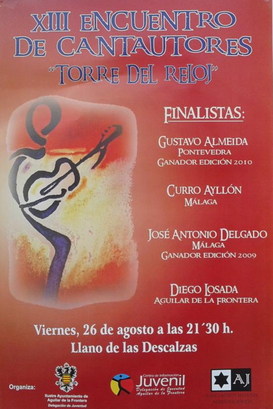 cantautores2011